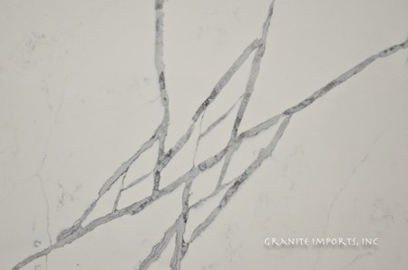 3CM STATUARIO BIANCO - QUARTZ LEFT