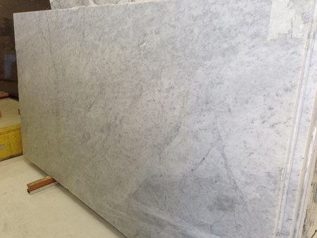 3CM CARRARA GIOIA HONED HALF SLAB