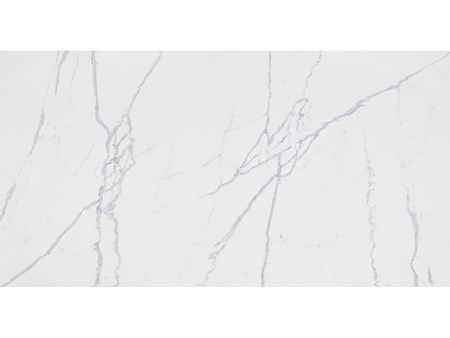 3CM STATUARIO BIANCO - QUARTZ HALF SLAB