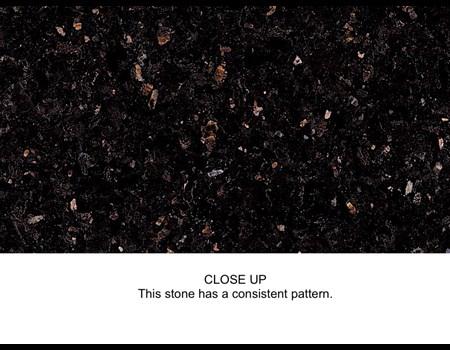 3CM BLACK GALAXY HALF SLAB