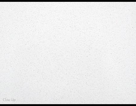 3CM GI QUARTZ - MIST WHITE HALF SLAB