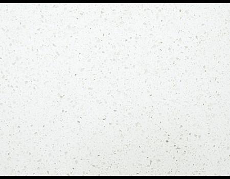 3CM SPARKLING WHITE QUARTZ