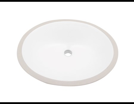 BOMA OVAL PORCELAIN SINK