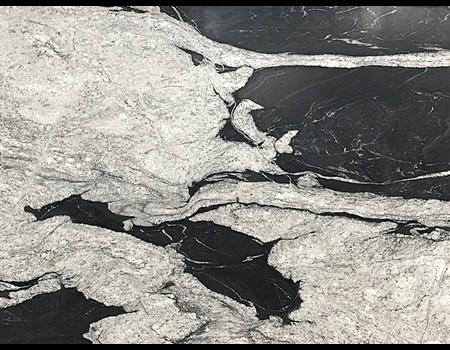 3CM MAORI Leathered GRANITE