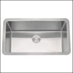 amerisink as132 single bowl undermount s s  kitchen sink 31 x 18 x 9   18 gauge sinks   denver fort collins grand junction  rh   graniteimports net