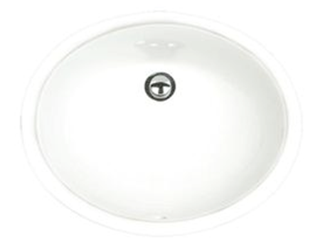 AMERISINK ROUND PORCELAIN - OUT OF STOCK