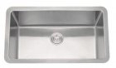 AMERISINK AS140 UNDERMOUNT S.S. BAR SINK 23 X 18 X 9