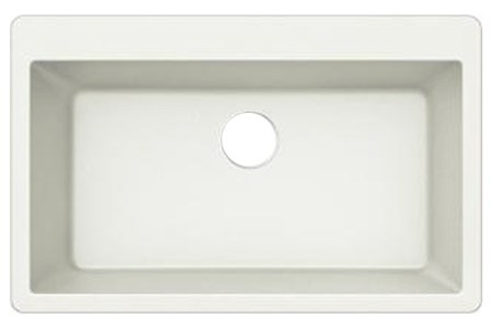 PELICAN PL-100 COMPOSITE SINK-ALPINA-SINGLE BOWL
