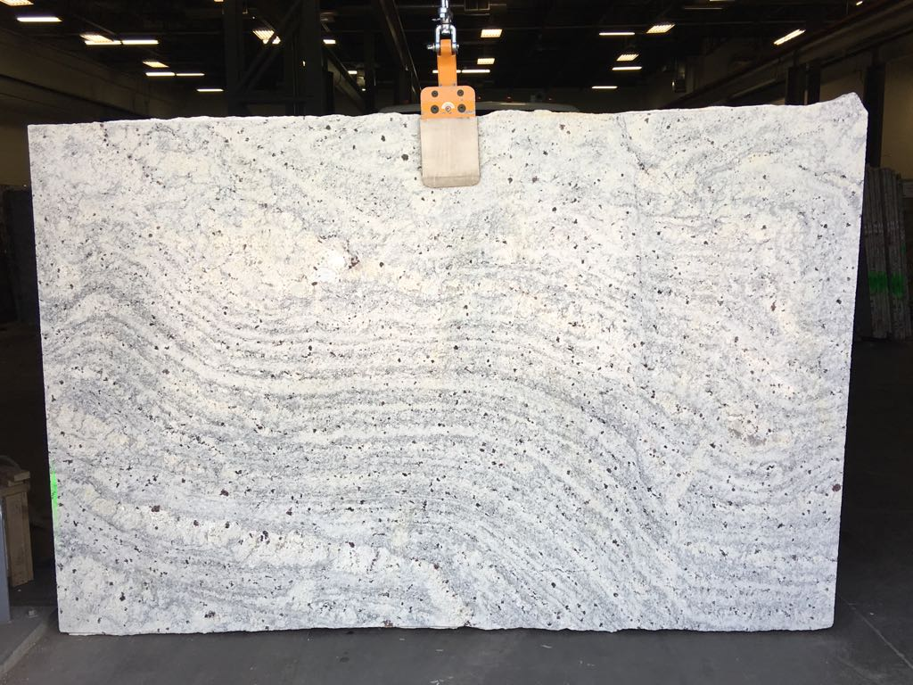 Bianco Romano Granite Slab 30Mm