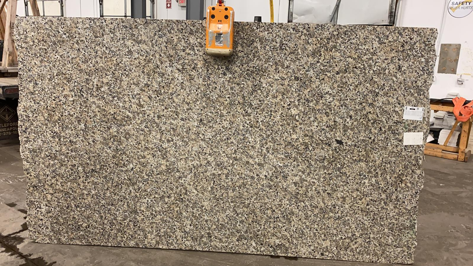 Beige Butterfly Granite Slab 30Mm