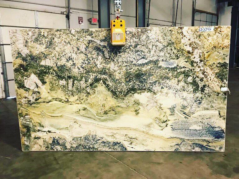 Bacurau Granite Slab 30Mm